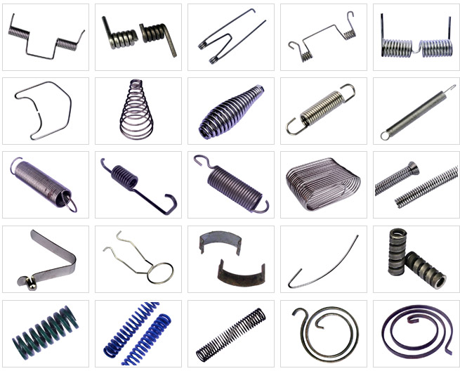 China spring parts Manufacturer, Supplier and Factory